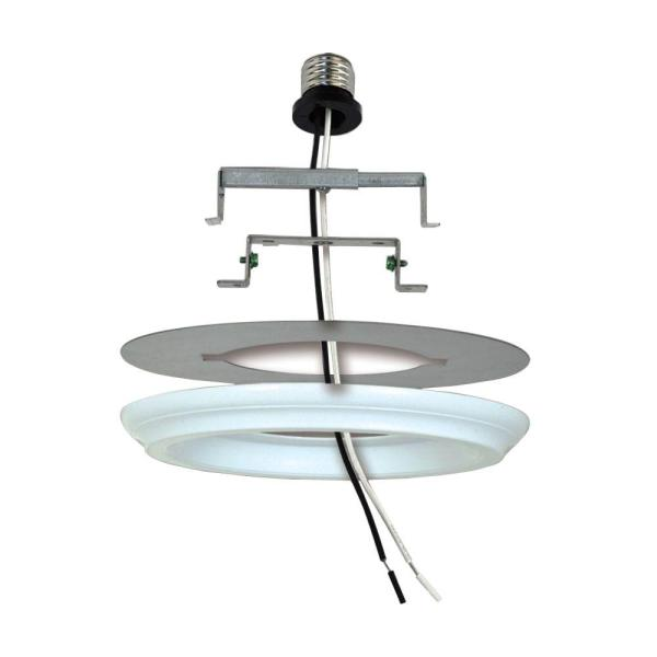 Westinghouse Recessed Light Converter for Pendant or Light Fixtures     Westinghouse Recessed Light Converter for Pendant or Light Fixtures