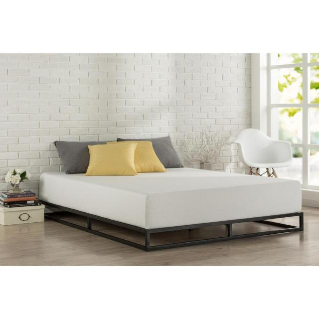 This Review Is Fromjoseph Modern Studio 6 Inch Platforma Low Profile Bed Frame Queen