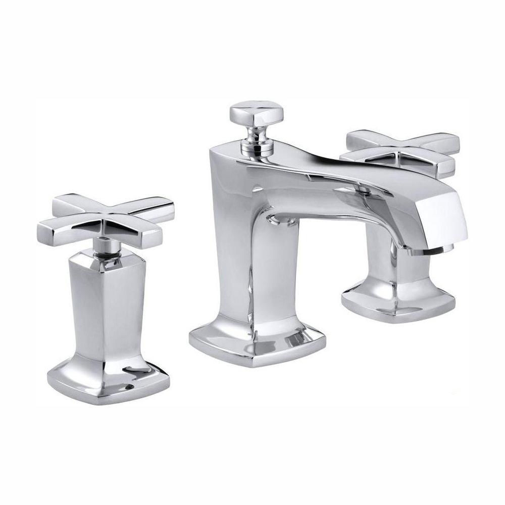 mid century bathroom sink faucets