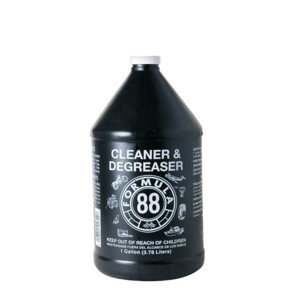 Formula 88 All Purpose Cleaner and Degreaser 128 oz  04312   The     Formula 88 All Purpose Cleaner and Degreaser 128 oz