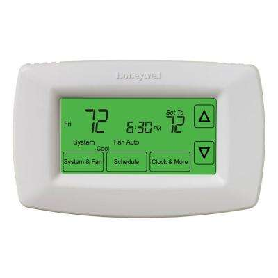 whites honeywell programmable thermostats rth7600d 64_400_compressed?resize\\\\\\\=400%2C400\\\\\\\&ssl\\\\\\\=1 dbc478 wiring diagram led circuit diagrams \u2022 wiring diagram  at n-0.co
