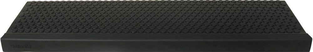Rubber Cal Coin Grip Commercial 10 In X 36 In Rubber Step Mat 6 | Outdoor Stair Treads Home Depot | Anti Slip Stair | Rugs | Non Slip | Tread Covers | Pressure Treated