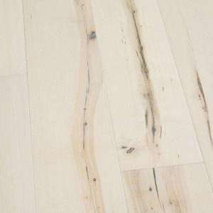 Engineered Hardwood   Wood Flooring   The Home Depot Maple Manhattan 3 8 in  Thick x 6 1 2 in
