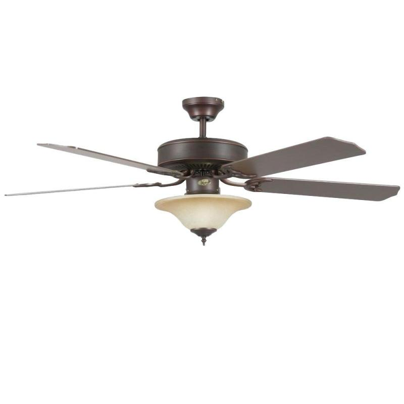 Concord Fans Heritage Square 52 In Indoor Oil Rubbed Bronze Ceiling