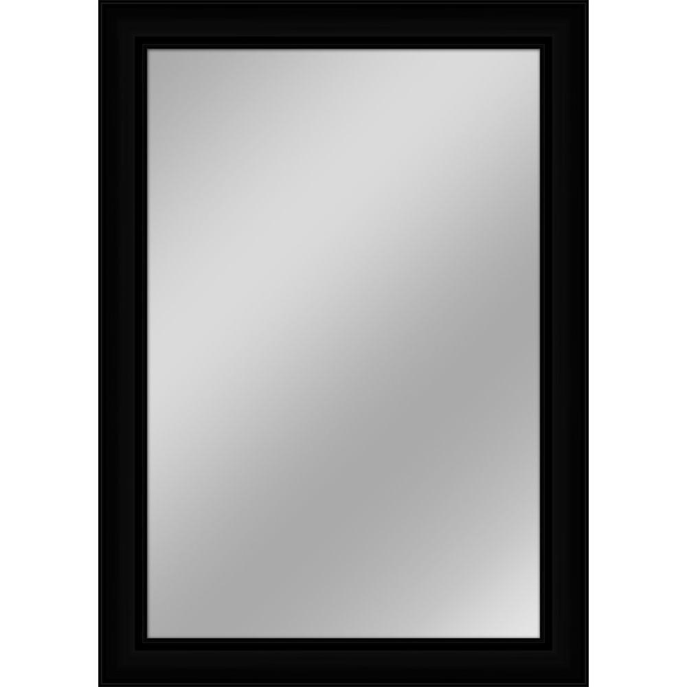 unbranded large rectangle black
