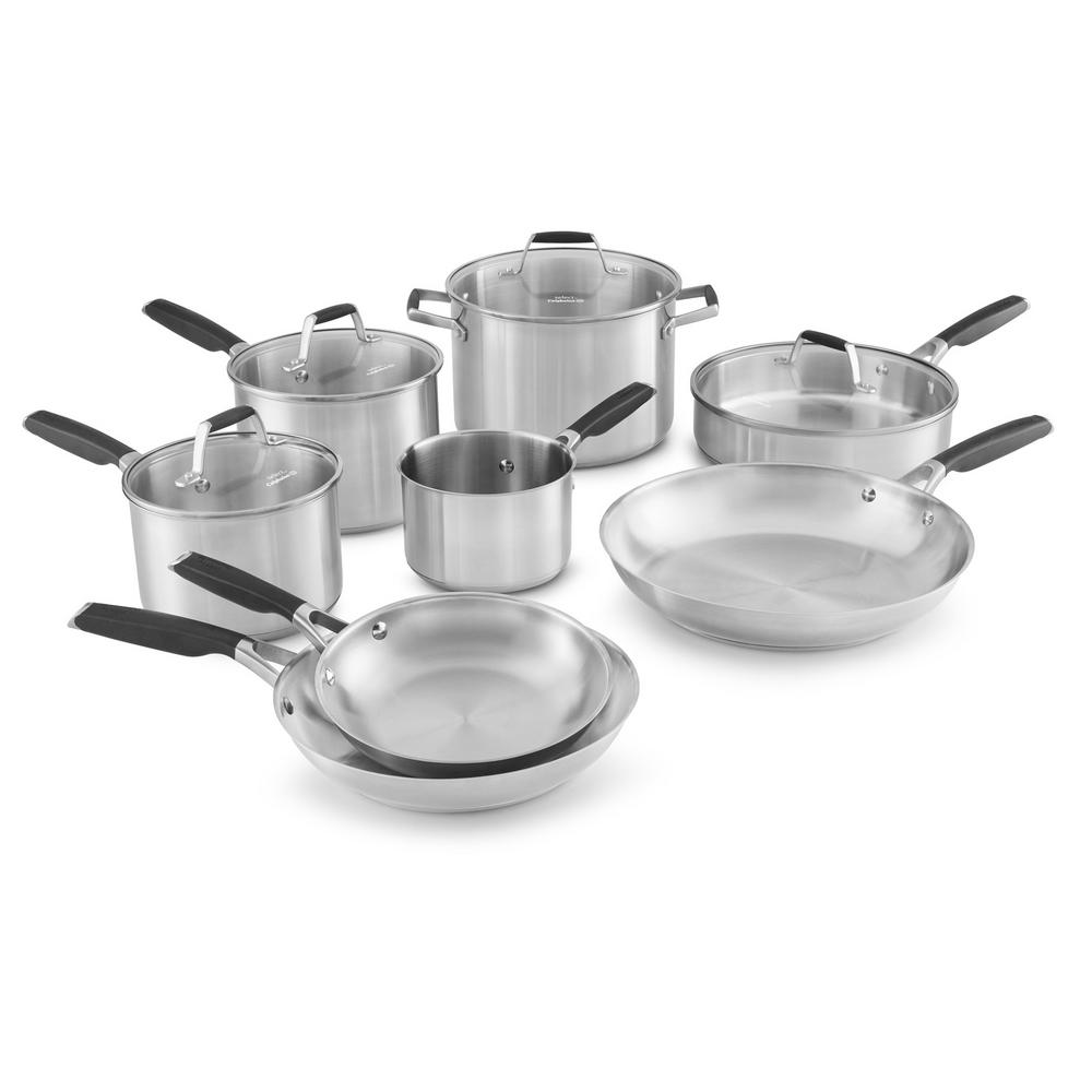Stainleesteel Cookware Set