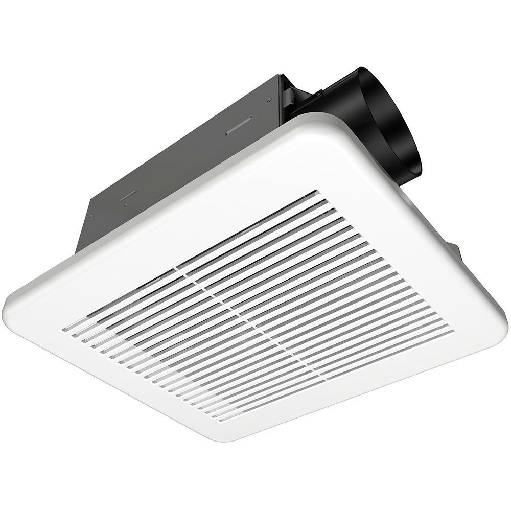 Hampton Bay  Cfm Ceiling Bathroom Exhaust Fan