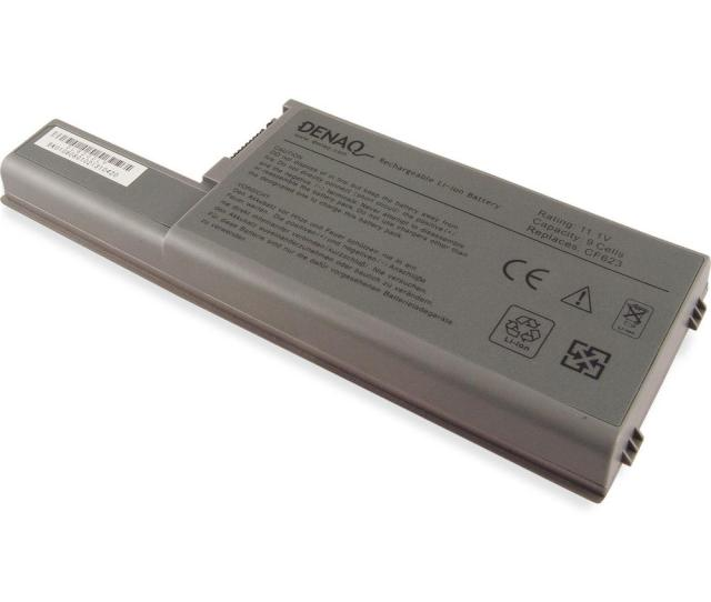 Denaq Whr Lithium Ion Laptop Battery For Dell Latitude D531 D531n