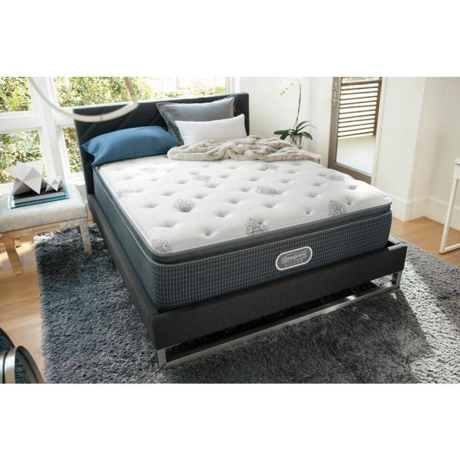 This Review Is From River View Harbor King Plush Pillow Top Mattress Set