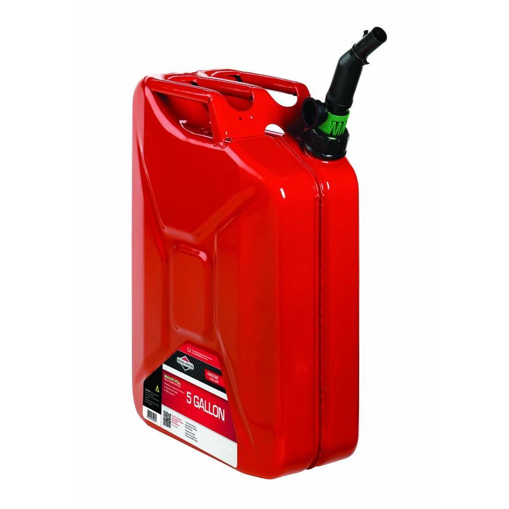Gal Plastic Fuel 1 Cans