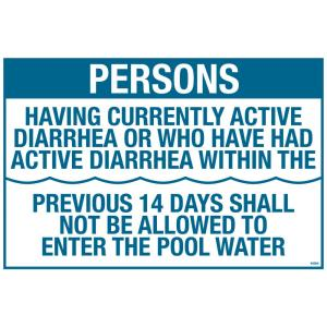 Poolmaster Residential Or Commercial Swimming Pool Signs
