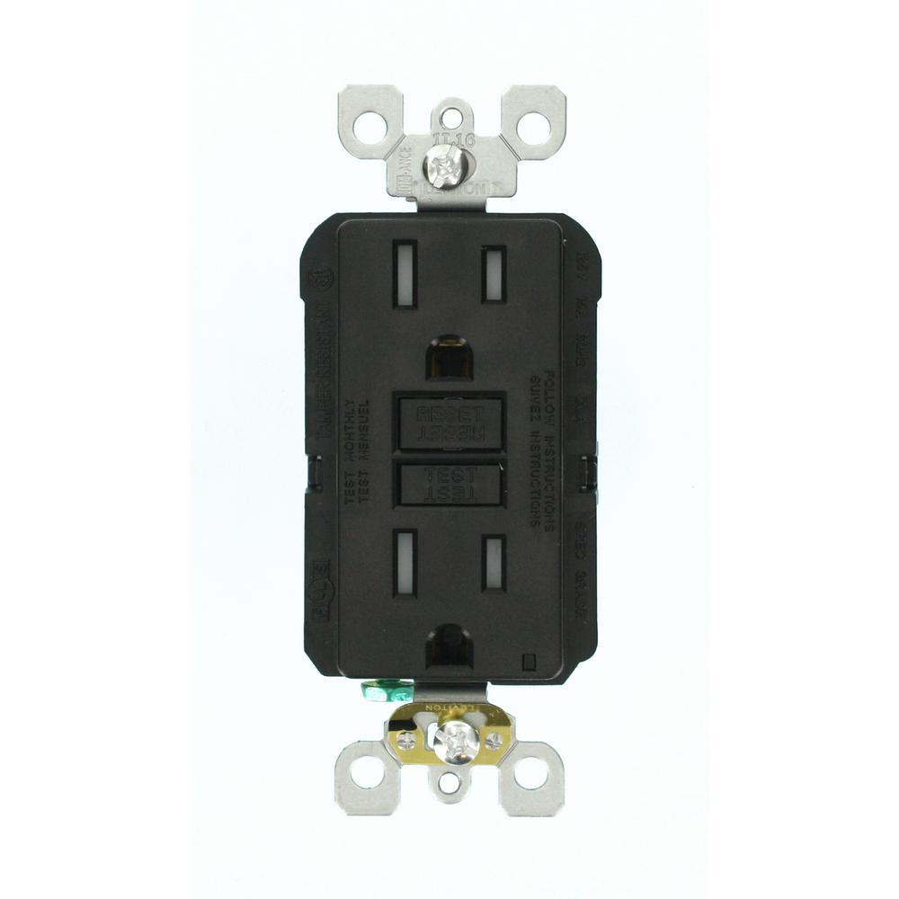 ₪15 Amp 125-Volt Duplex SmarTest Self-Test SmartlockPro Tamper ...