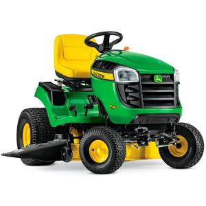 John Deere E140 48 in 22 HP VTwin Gas Hydrostatic Lawn