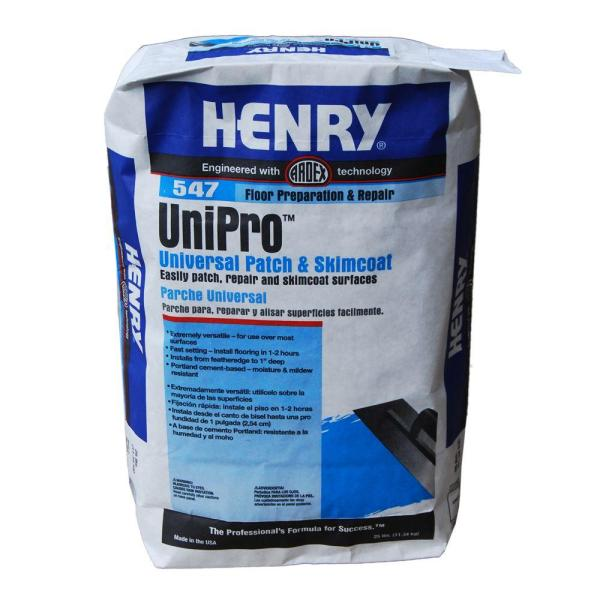 Henry 547 25 lb  Universal Patch and Skimcoat 12158   The Home Depot Henry 547 25 lb  Universal Patch and Skimcoat