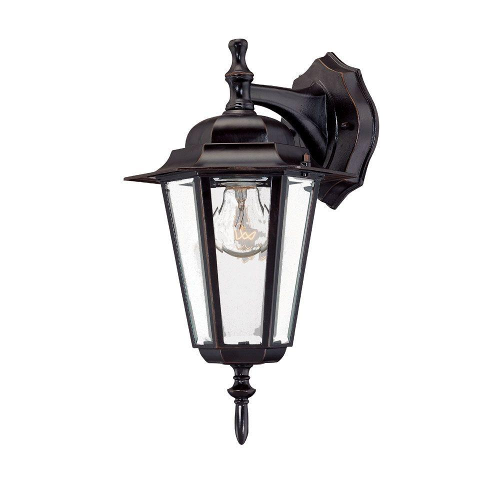 Acclaim Lighting Camelot Collection 1-Light Architectural ... on Outdoor Lighting Fixtures Wall Mounted id=41839