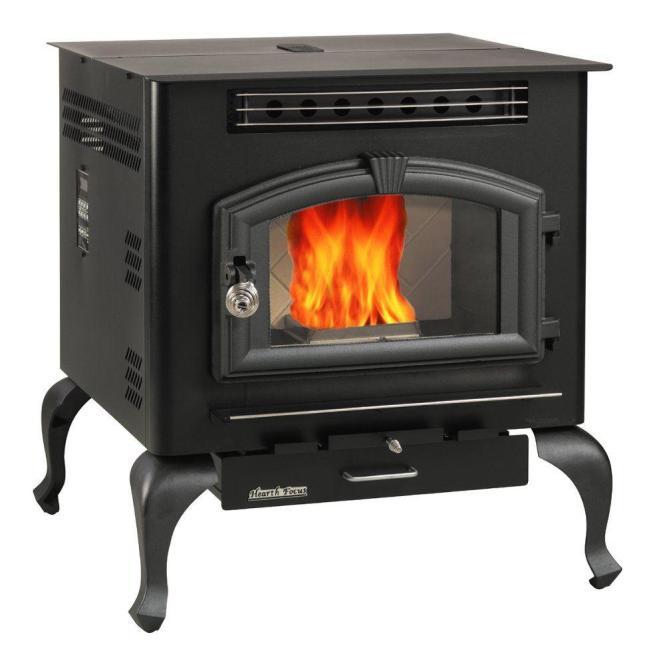 Pedestal Heater Epa Certified With Blower