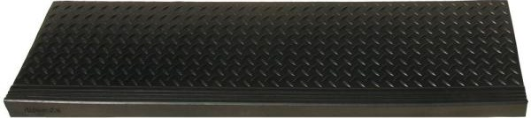 Rubber Cal Diamond Plate Commercial 10 In X 36 In Step Mat 6   Outdoor Stair Treads Home Depot   Vinyl Stair Risers   Cedar Tone   Square Nose Stair   Carpet   Non Slip