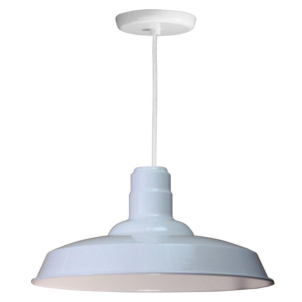 Fluorescent Pendant Lights