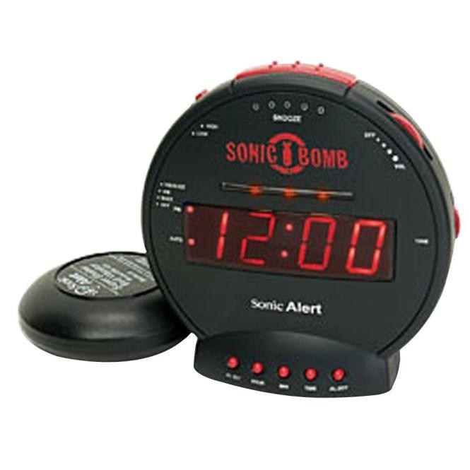 Sonic Alert Digital Alarm