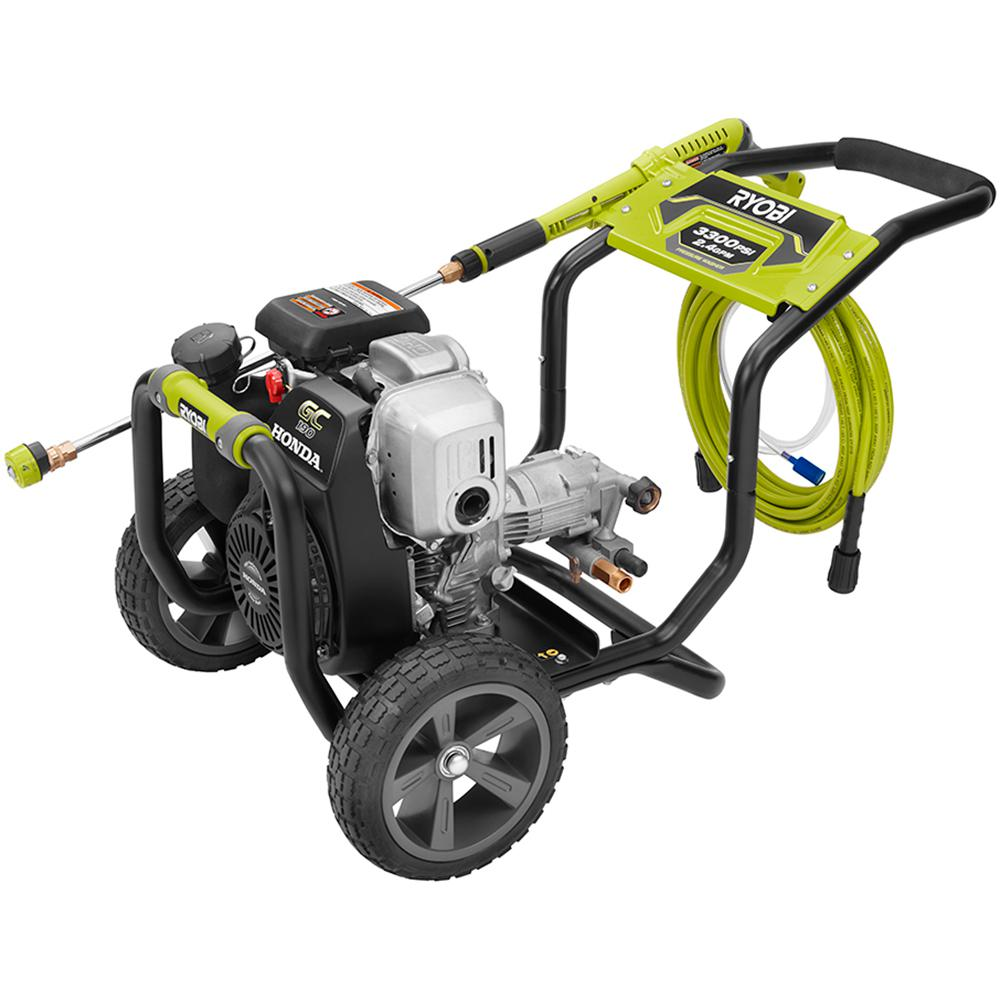 Heavy Duty Pressure Washers Outdoor Power Equipment The Home Depot