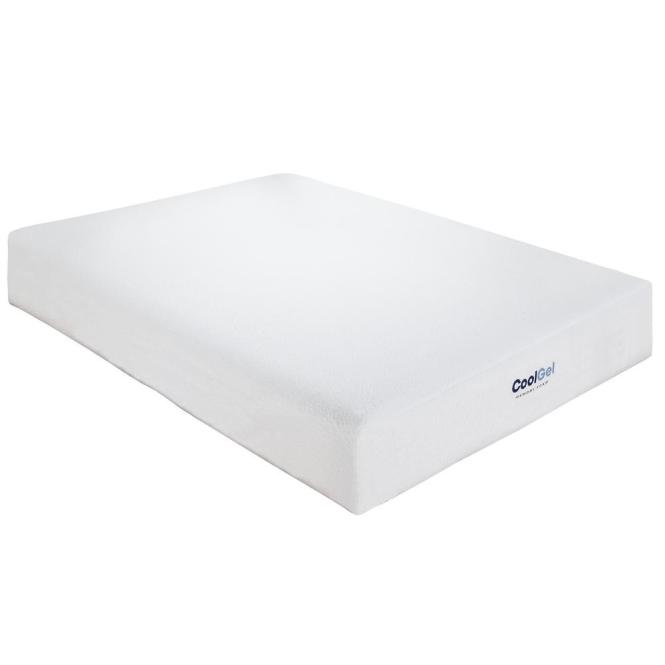 This Review Is From Cool Gel Twin Size 8 In Memory Foam Mattress