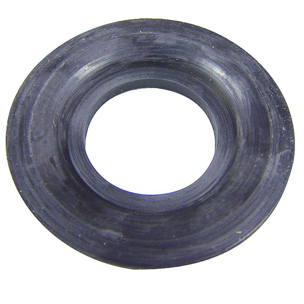 Rubber Tub Drain Gasket In Black 88209 The Home Depot