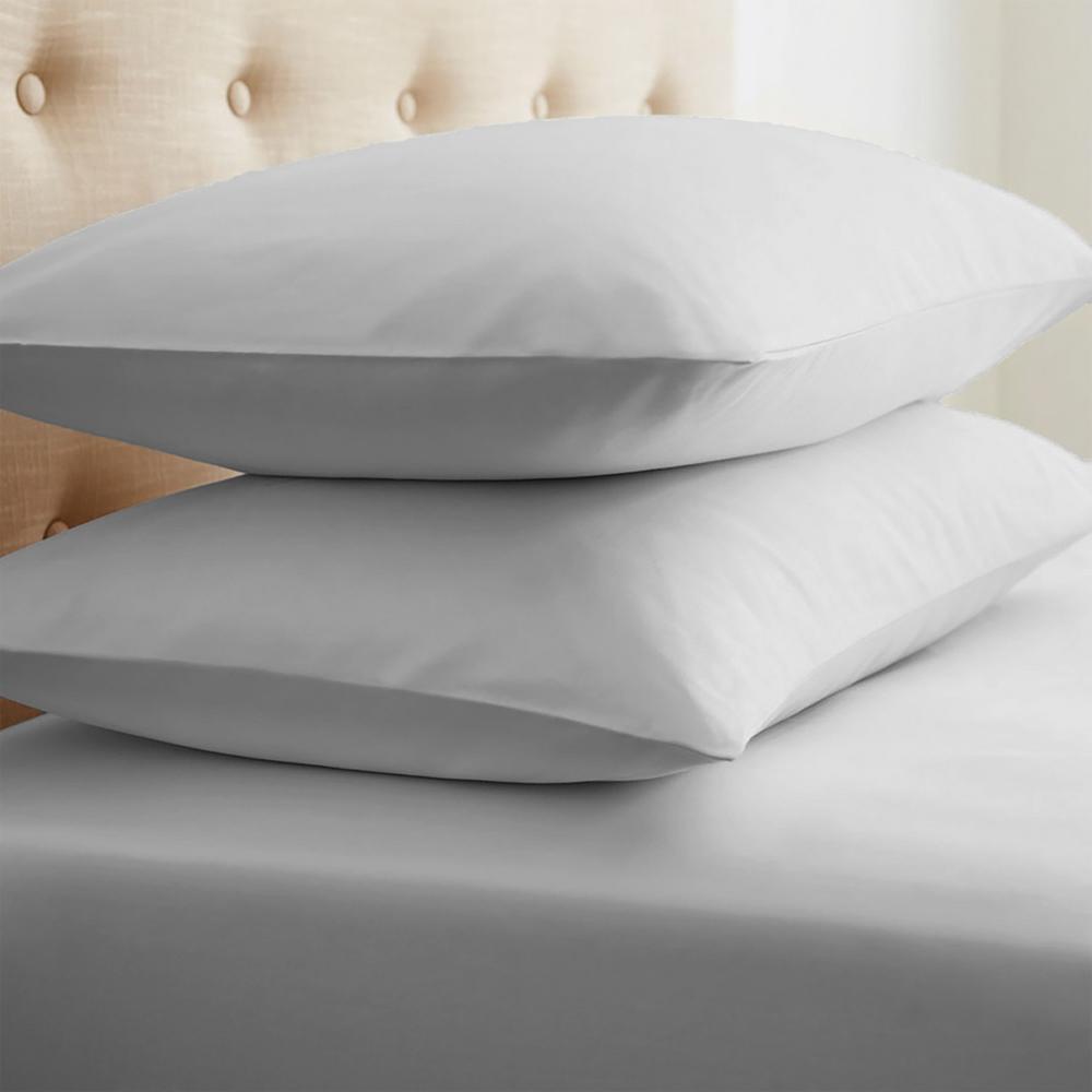 1800 pillow case set queen standard or