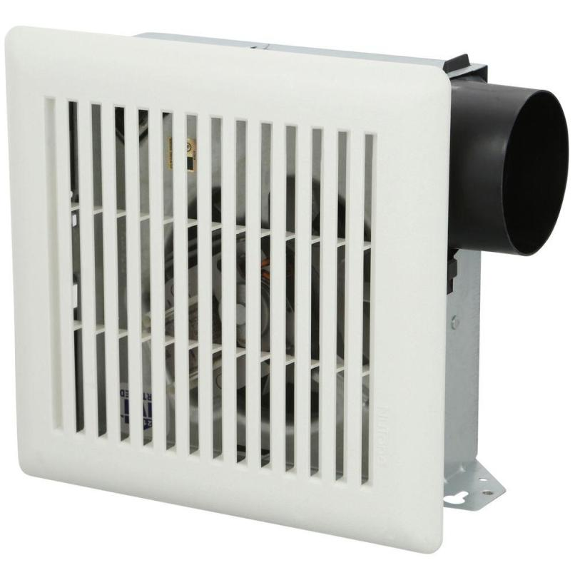 50 Cfm Wall Ceiling Mount Bathroom Exhaust Fan