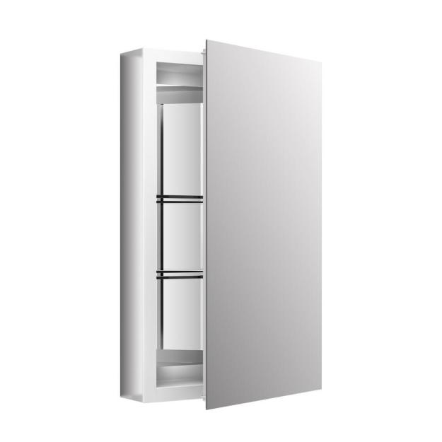 aluminum - medicine cabinets - bathroom cabinets & storage - the