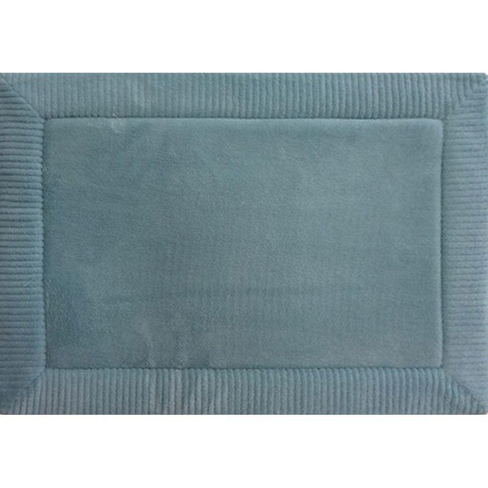 polyester - bath rugs & mats - mats - the home depot