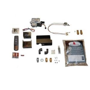 Emberglow Remote Controlled Safety Pilot Kit for Vented Gas LogsRVS304  The Home Depot