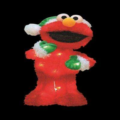 sesame street outdoor christmas decorations - Sesame Street Outdoor Christmas Decorations