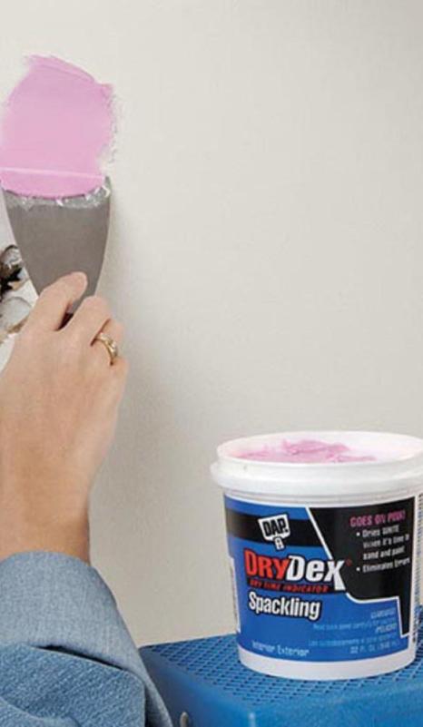 DAP DryDex 16 oz. Dry Time Indicator Spackling Paste