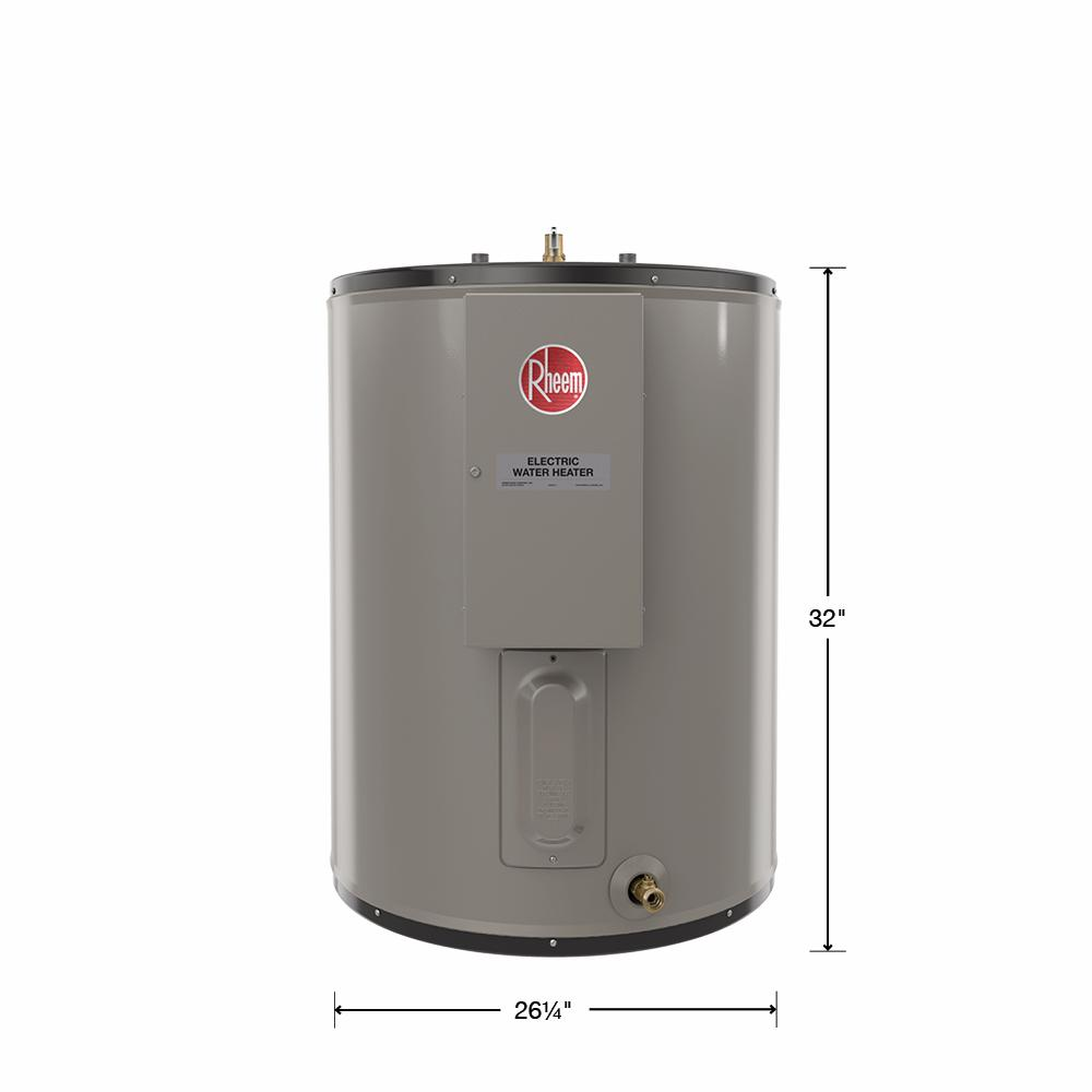 Rheem Commercial Light Duty 50 Gal Short 277 Volt 9 Kw Multi Phase Field Convertible Electric Tank Water Heater Elds52 Tb 277 Volt 9 Kw The Home Depot