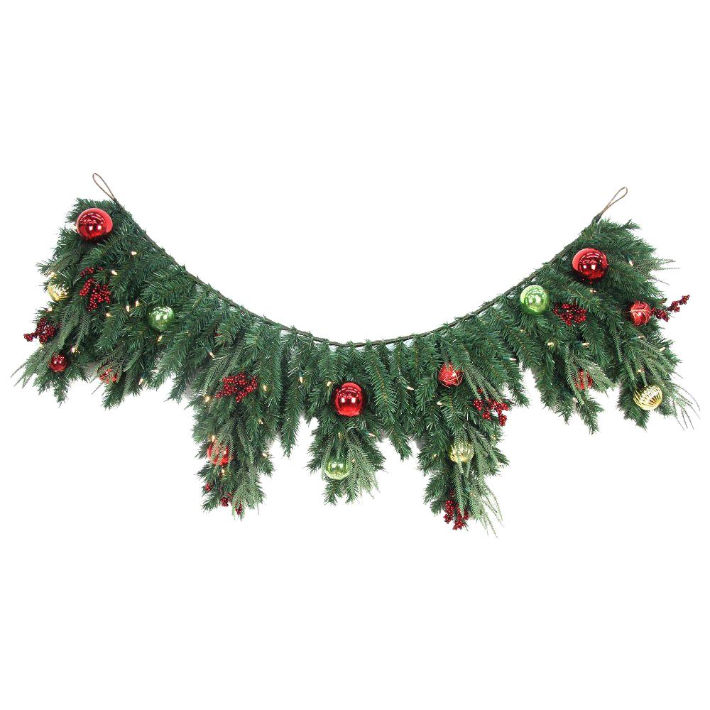 Home Accents Norway Garland