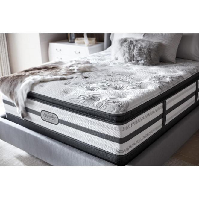 Beautyrest South Haven Twin Size Luxury Firm Pillow Top Mattress Set 700753252 9910 The Home Depot