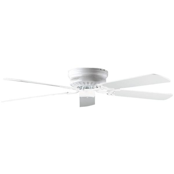 Concord Fans Hugger Series 52 in  Indoor Polished Brass Ceiling Fan     Concord Fans Hugger Series 52 in  Indoor Polished Brass Ceiling Fan