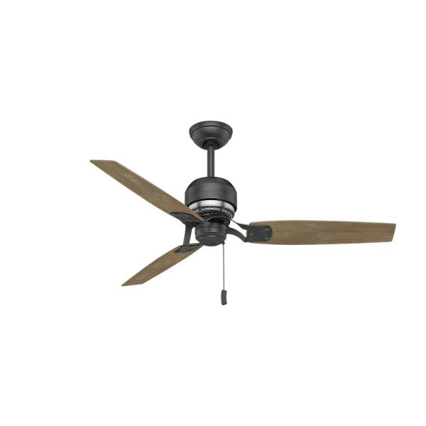 Casablanca Tribeca 52 in  Indoor Aged Steel Ceiling Fan 59498   The     Indoor Aged Steel Ceiling Fan
