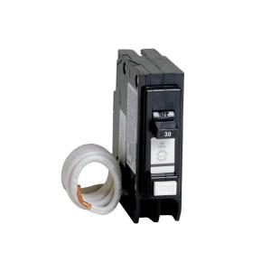 Eaton 30 Amp 1 in SinglePole Ground Fault Type CL