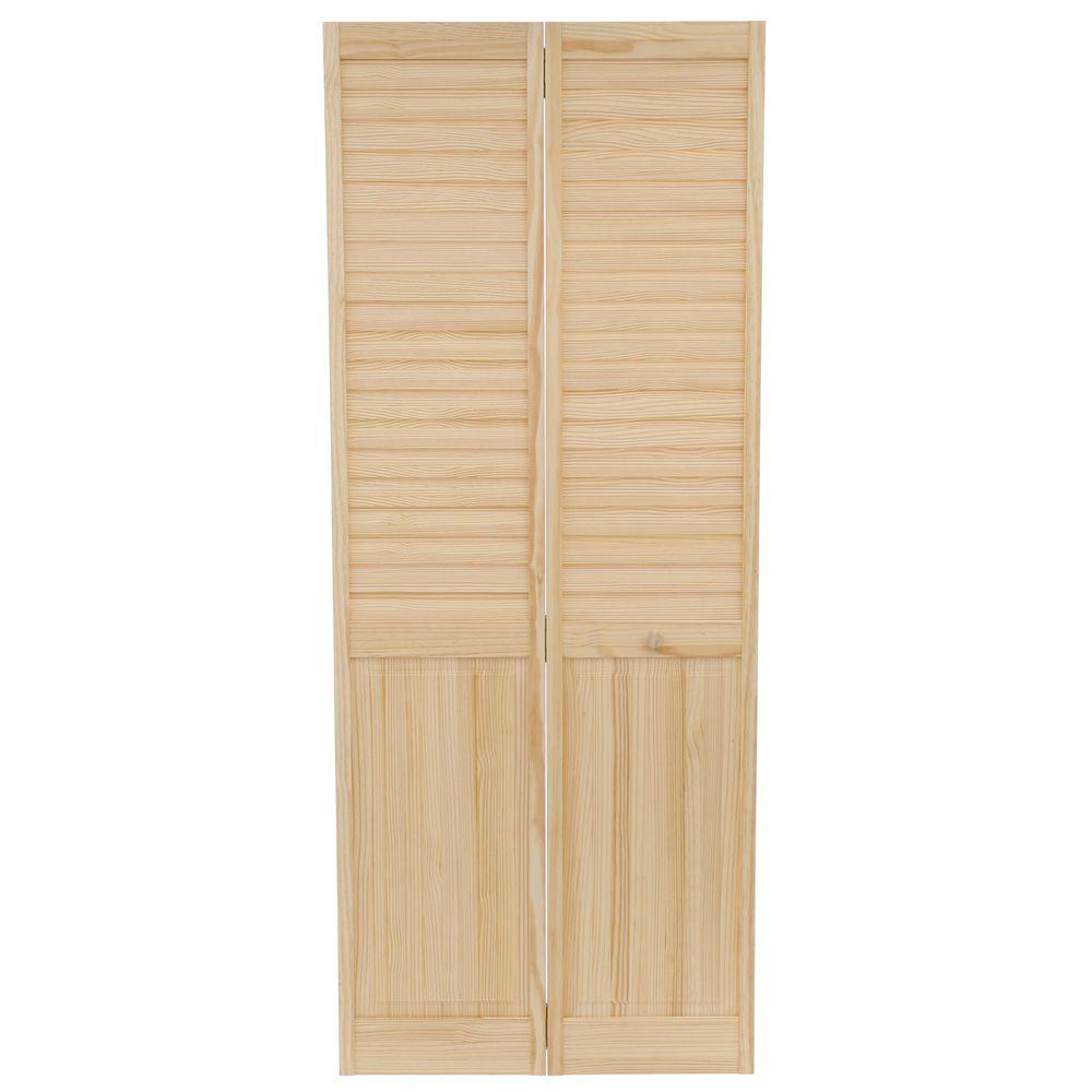 bay 32 in x 80 in louver panel solid Bay 32 In X 80 In 32 In Clear 6 Panel Solid id=34974