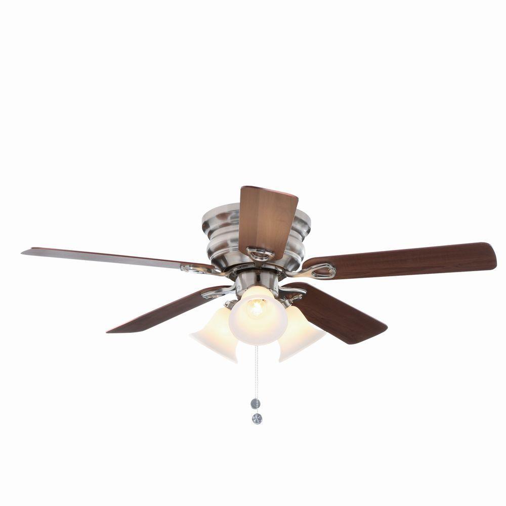 Small Room Ceiling Fans With Light Novocom Top