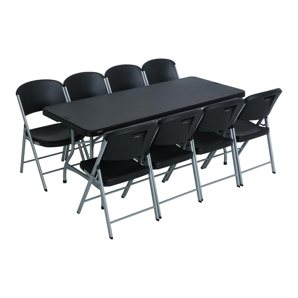 At Home Depot Tables Folding Chairs