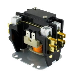 Packard 24Volt CoilVoltage FLAmp 30 Pole 1 40Amp Definite Purpose ContactorC130A  The