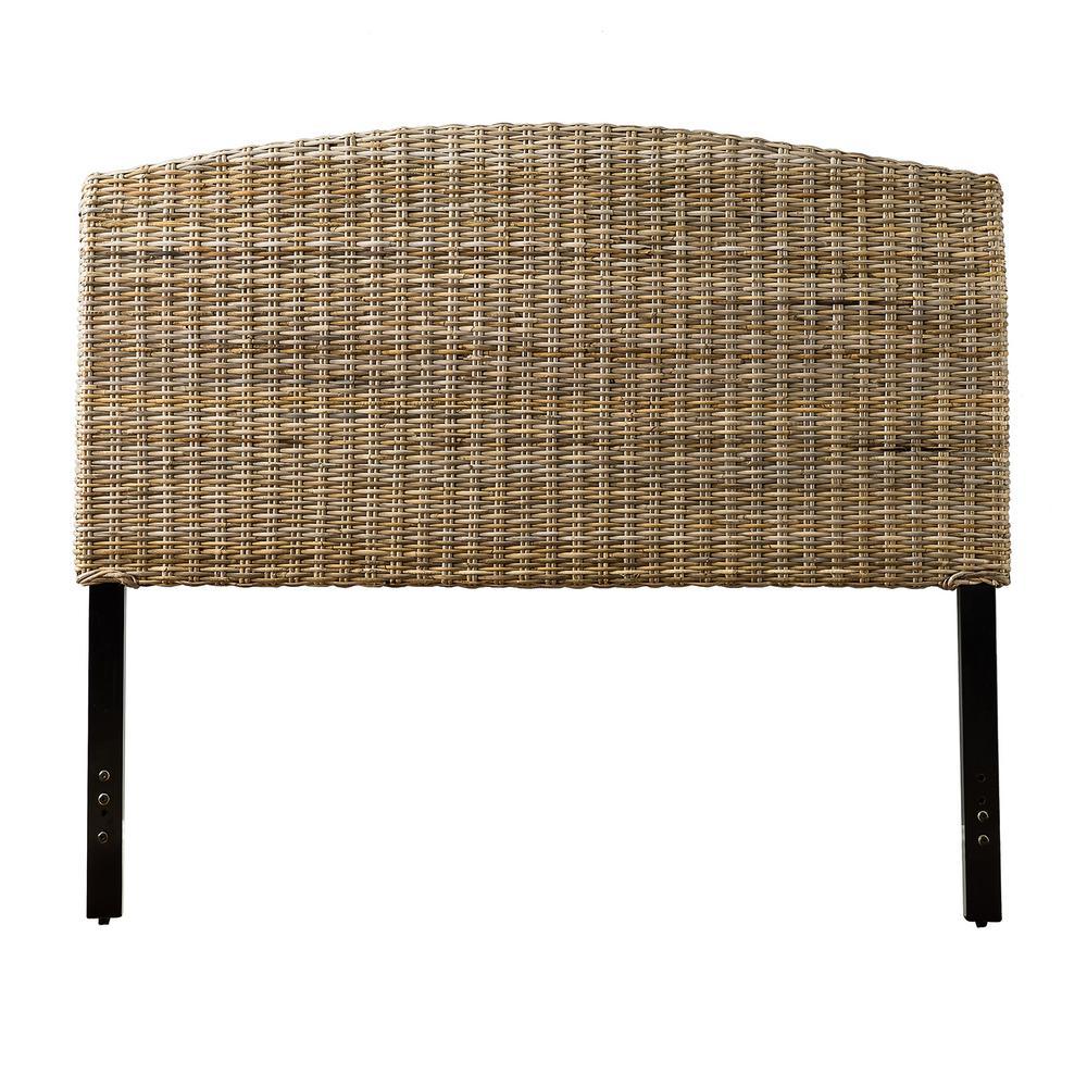 wicker headboards bedroom furniture