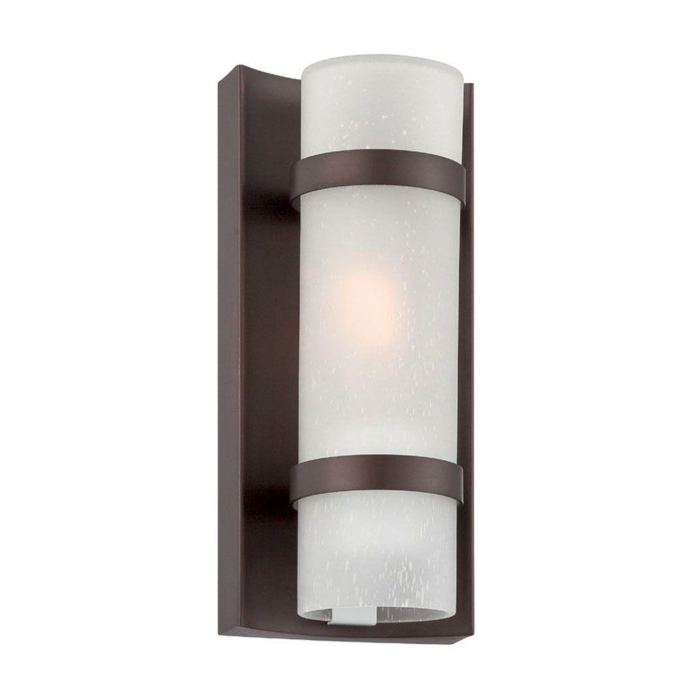Acclaim Lighting Apollo Collection 1-Light Architectural ... on Outdoor Lighting Fixtures Wall Mounted id=46134