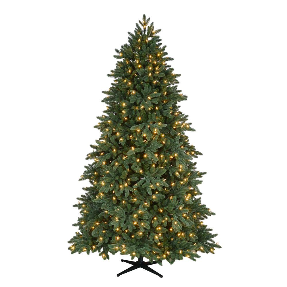 Home Accents Holiday 75 Ft Pre Lit LED Bristol Spruce