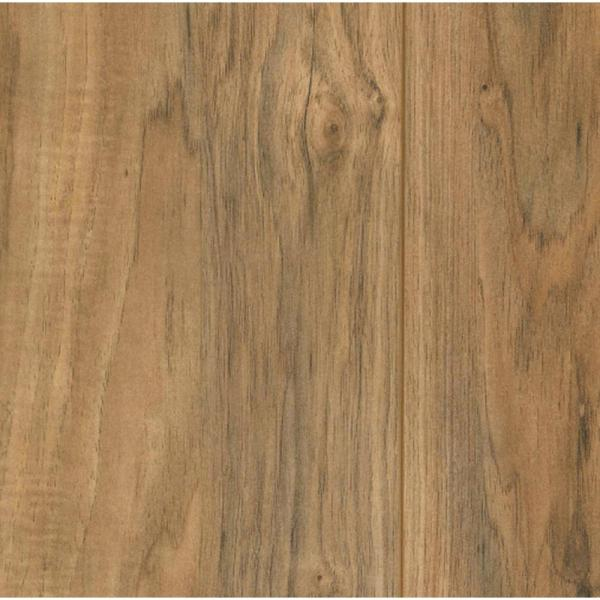 TrafficMASTER Lakeshore Pecan 7 mm Thick x 7 2 3 in  Wide x 50 5 8     Store SKU  1000054932