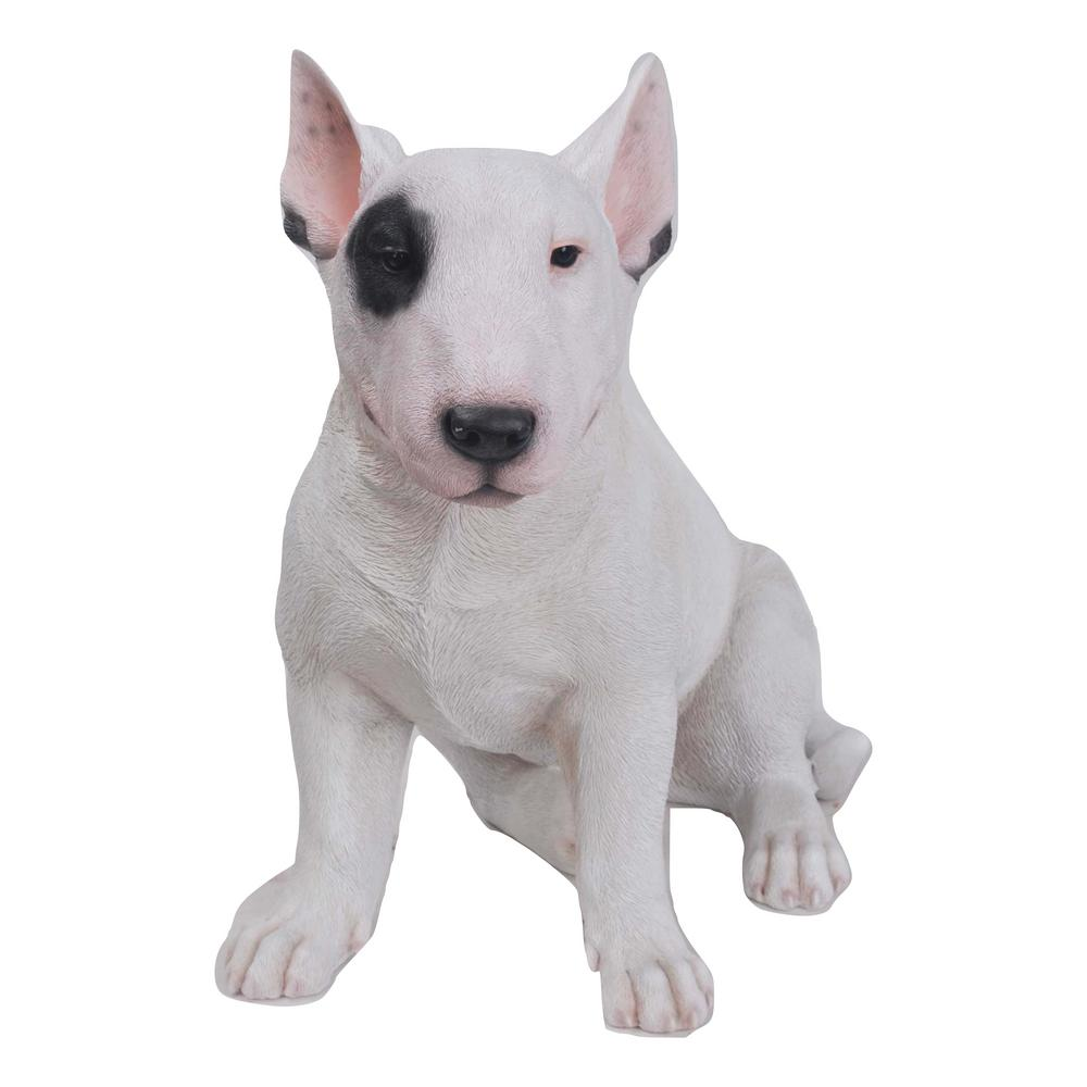 Hi Line Gift Bull Terrier Statue 87725 The Home Depot