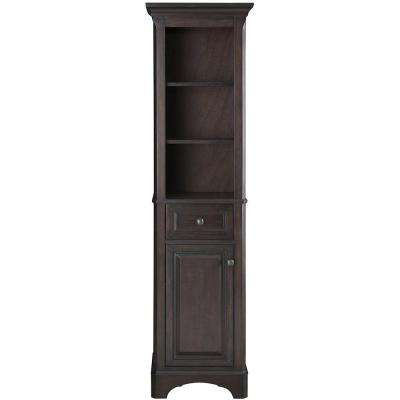 linen cabinets - bathroom cabinets & storage - the home depot