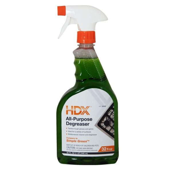 HDX 32 oz  All Purpose Degreaser HDXD32   The Home Depot All Purpose Degreaser